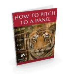 How to pitch to a panel PDF download