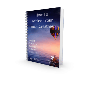 How to achieve inner greatness Lisa Clifford
